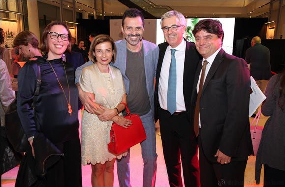 """The Night of Italian Design"" at D3 Attracts Design Enthusiasts"