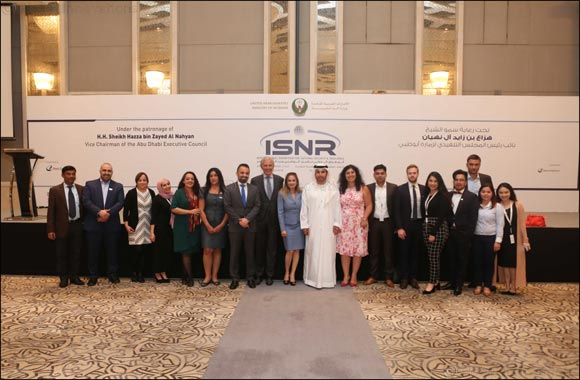 ISNR Abu Dhabi 2018 closes on a high note, attracts record numbers of exhibitors and delegates
