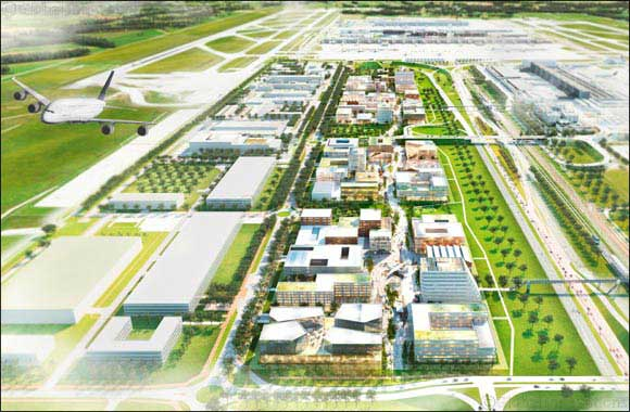 Munich Airport to develop unique, future-focused innovation campus