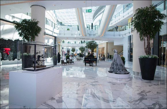 The Dubai Mall unveils Fashion Avenue;  the region's most prestigious luxury destination