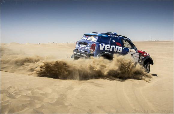 Saudi Al Sheghawi takes T2 crown while Kuwaiti Musallam  repeats quads triumph in Al Qudra desert