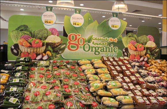 LULU Organic Food Activation