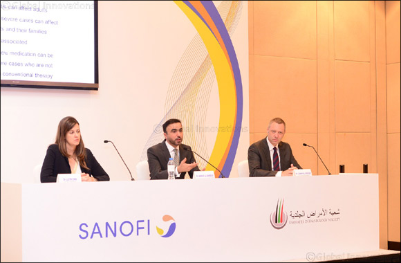Sanofi introduces innovative therapy to help address high unmet medical needs of patients with moderate to severe Atopic Dermatitis in the UAE
