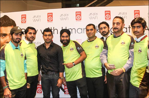 A Meet & Greet with the Pakistani Cricket Sensation Umar Akmal