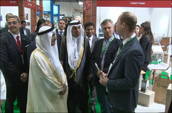 Dubai WoodShow takes off with more than 300 exhibitors from 55 countries and six country pavilions