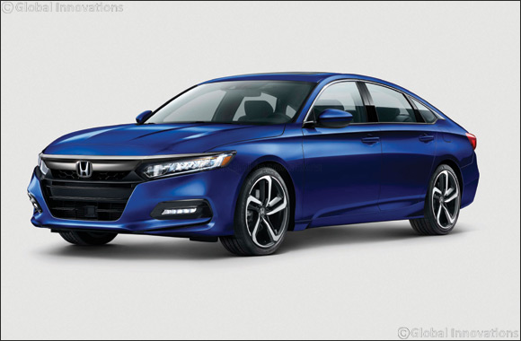 Al-Futtaim Honda launches 10th generation Honda Accord
