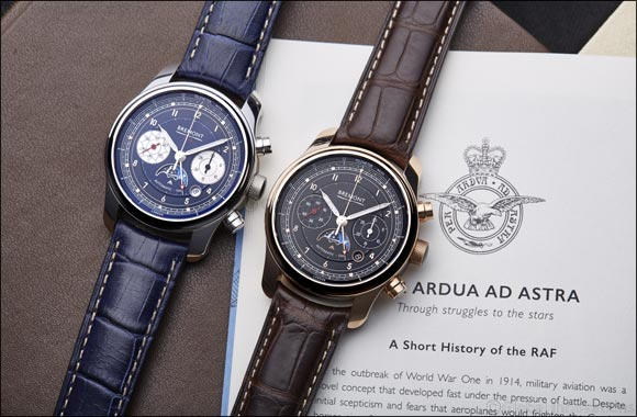 The Bremont 1918 Limited Edition Collection