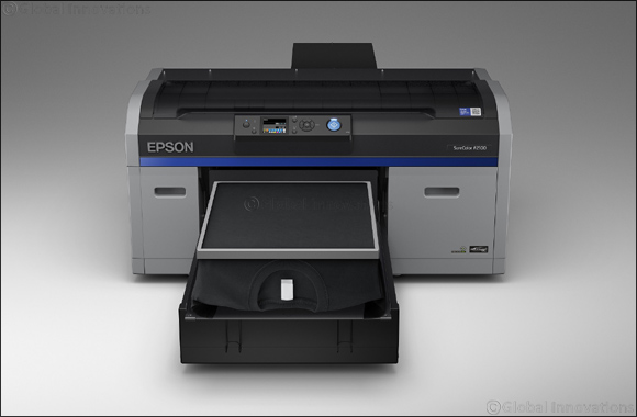 Epson announces enhanced new SureColor SC-F2100