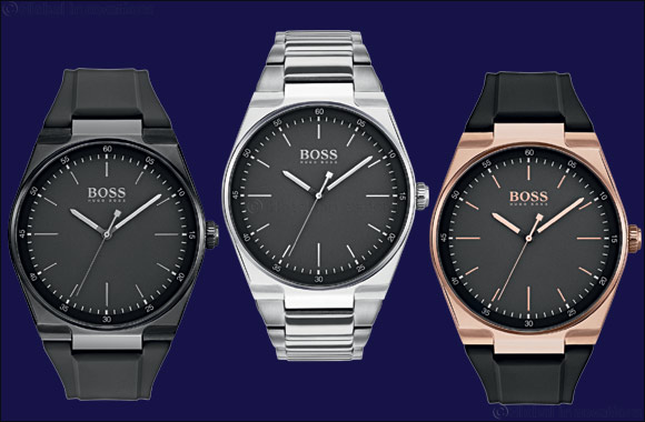 Boss watches presents Magnitude collection – a new angle on time!