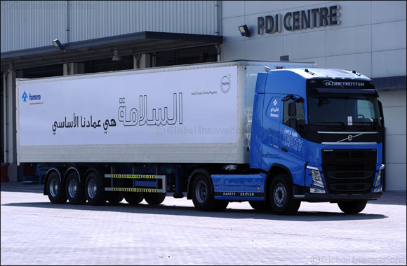 FAMCO launches Volvo Trucks Advanced Safety Features in UAE