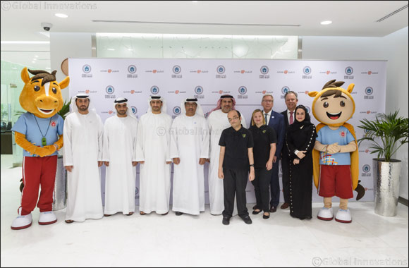 Al Fahim to provide 85 vehicles to Special Olympics IX MENA Games Abu Dhabi 2018