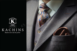 Corporate Power Dressing redefined at Kachins Signature