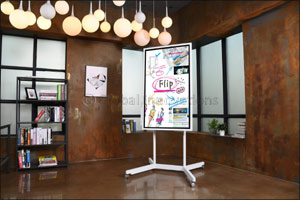 Samsung Transforms the Modern Meeting  with new Interactive Digital Flip Chart and Launches Samsung  ...
