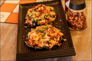 Moreish Caf� offers a unique concoction of fusion and flavor