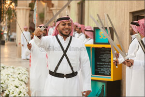 SIKKA Art Fair 2018 Features �Saudi House' by Culture-Focused Tamashee