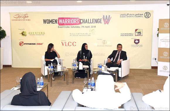Women's Warrior Challenge to celebrate empowerment of women