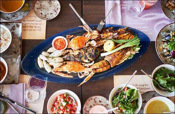 Al Mashowa at City Walk offers authentic Emirati seafood based on time-honoured recipes and culinary traditions