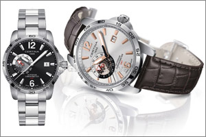 CERTINA DS Podium GMT Chronometer: Because time knows no borders