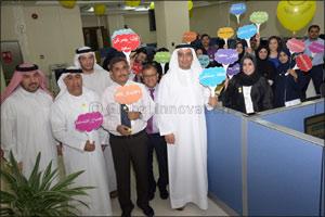 Dubai Customs celebrates International Day of Happiness and Year of Zayed