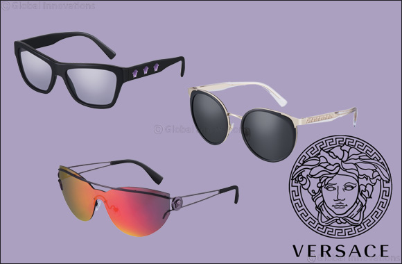 7215894fe1 Versace Fall winter 2018 Collection