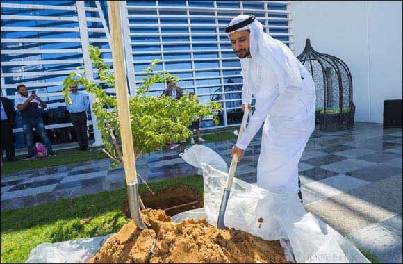 Dubai Heights Academy Marks Ghaf Tree Planting Ceremony