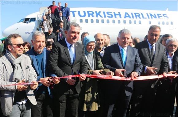 Turkish Airlines has added Samarkand to its flight network.