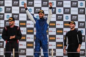 Saif Al Ameri Keeps His Nerve to Win Season Four of TRD 86 Cup