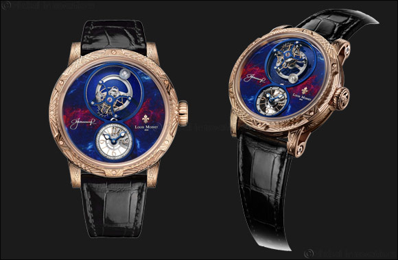 A Satellite Tourbillon Forges A Bond Between Alexey Leonov And Louis Moinet