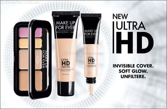 Discover Make Up for Ever's New Additions to Ultra HD Range