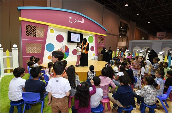 Tenth Edition of Sharjah Children's Reading Festival Begins April 18