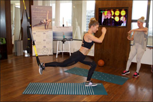 Pullman Dubai Creek City Centre Hotel Welcomes Back Sarah Hoey Global Wellness Pullman Coach