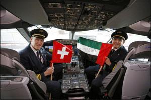 Etihad Airways Launches Boeing 787 Dreamliner on Geneva Route