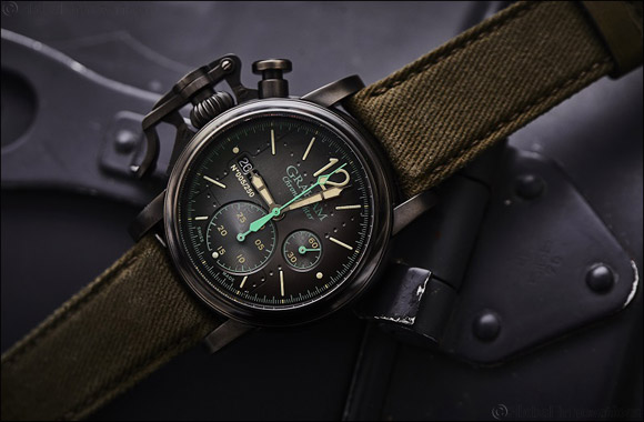 Vintage come of age with the Chronofighter Vintage Aircraft Ltd