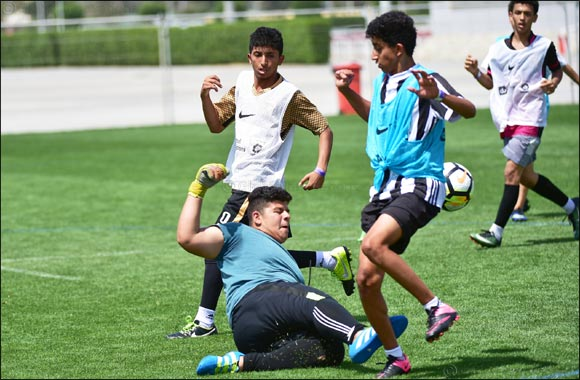 Dubai's Best Youth Footballers Secure Their Spots in du Football Champions' National Semi-Finals