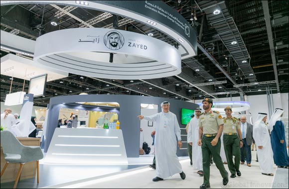 ENEC Showcases Opportunities in the UAE Peaceful Nuclear Energy Program at National Service Career Fair