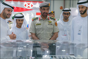 ENEC Showcases Opportunities in the UAE Peaceful Nuclear Energy Program at National Service Career F ...