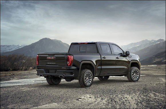 Refinement Ventures Off-Road with All-New Sierra AT4