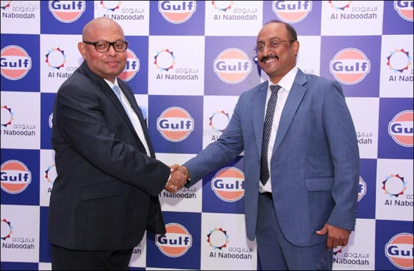 Gulf Oil Middle East partners with Al Naboodah Group Enterprises to enhance its UAE distribution network