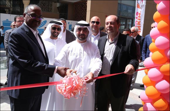 Dunkin' Donuts inaugurates its first café in the region  at Al Majaz Waterfront in Sharjah