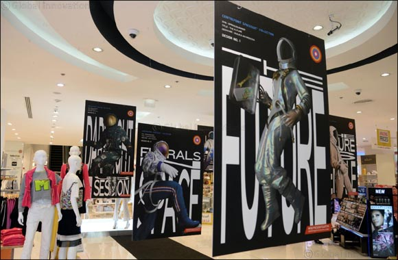 University Students Submit Out-Of-This-World Designs for Centrepoint's First Ever Spacesuit Collection