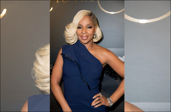 Mary J. Blige Wears Mouawad at 2018 Academy Awards