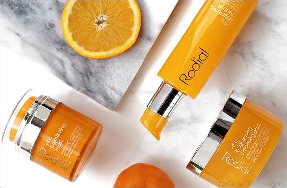 Rodial's High Performance and Brightening Vitamin C Range  Launches in the UAE