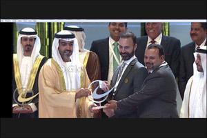 Agility Wins Prestigious Sheikh Khalifa Excellence Award