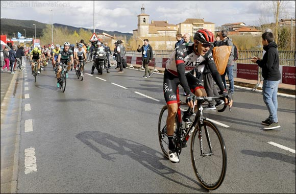 Riabushenko Snatches Second at Tour of Basque Country
