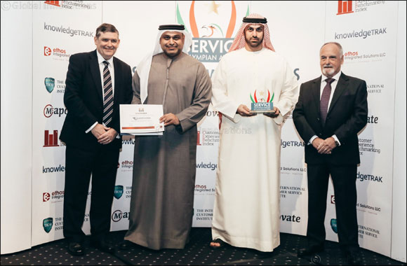 Emirates Post for Best Customer Experience Strategy