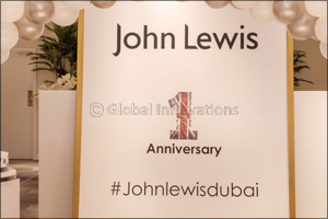 Happy First Anniversary, John Lewis!