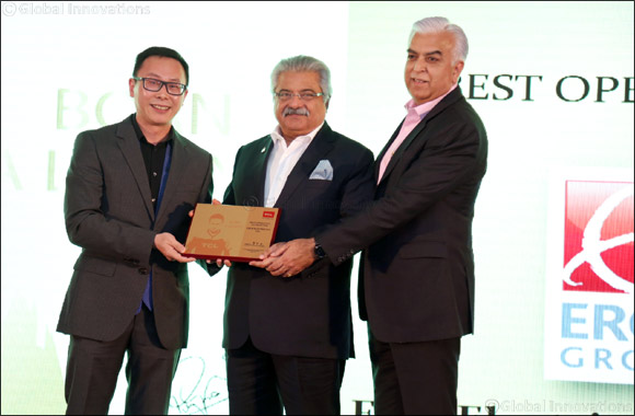 Eros Group bags two awards at the 1st TCL Regional Business Partners Conference