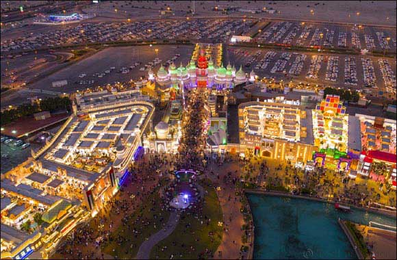 Global Village sets a new record after drawing smiles on faces of more than 6 million guests and achieving 9/10 in their Happiness Index
