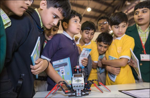 Sharjah Children's Reading Festival Launches Four Competitions to Discover Children's Creative Skills