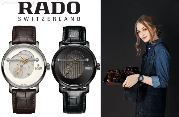 Rado is raising the design bar with its new DiaMaster models